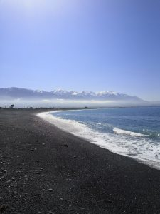Die Küste Kaikoura