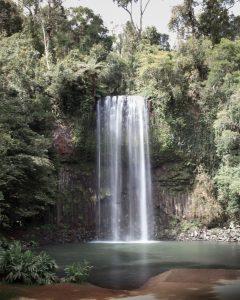 Die Milla Milla Falls