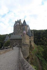 Die Burg Eltz in Deutschland