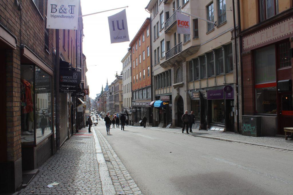 Sehenswürdigkeiten Stockholm
