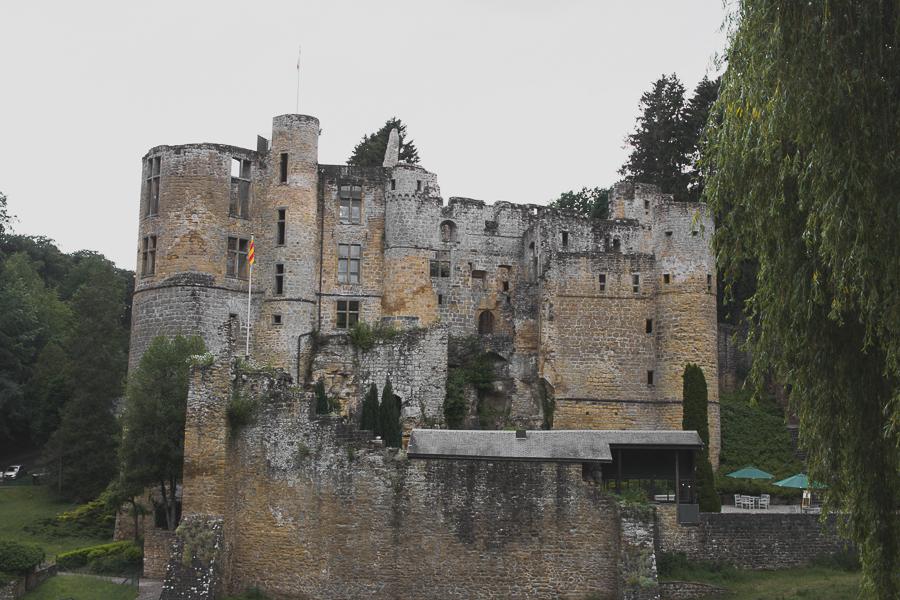 Burg Beaufort Luxemburg