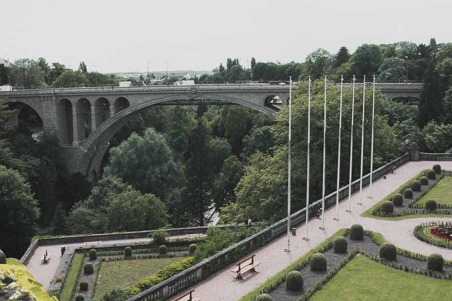 Sehenswürdigkeiten Luxemburg