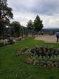 Schlossgarten Wernigerode