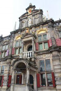 Gebäude in Delft