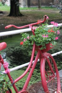 Radfahren in Holland macht Spaß
