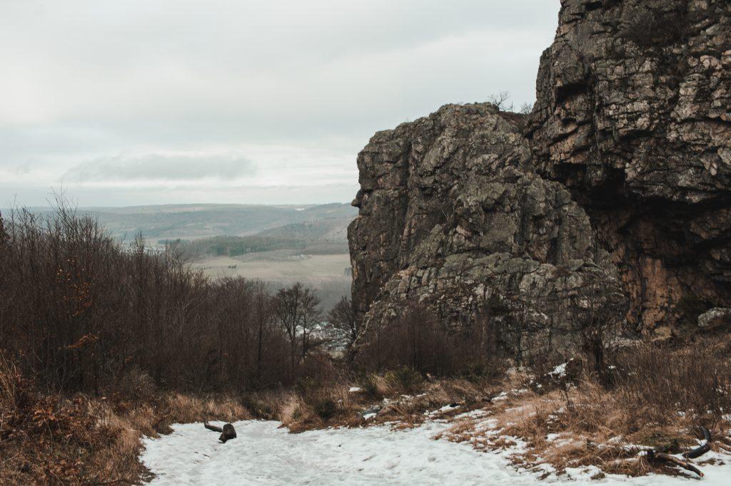 Felsen bei Bruchhausen