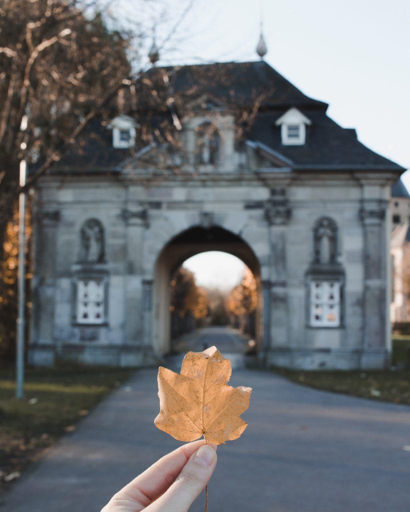 Rund um das Kloster Knechtsteden in Dormagen