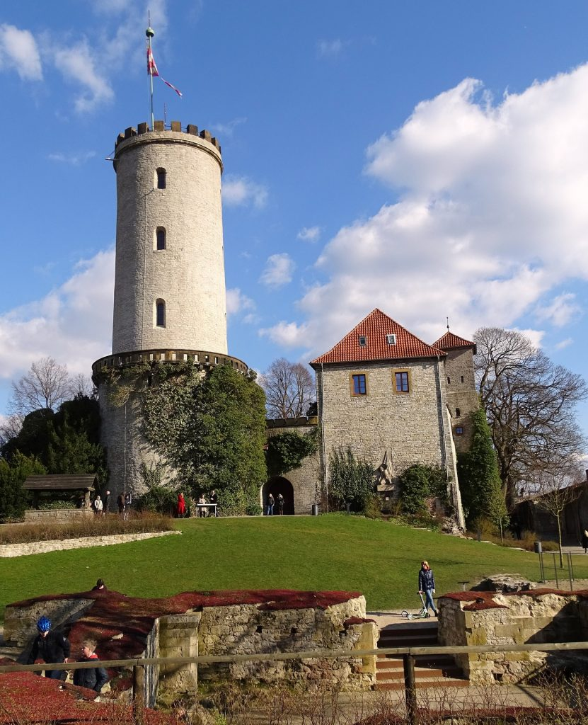Die Sparrenburg