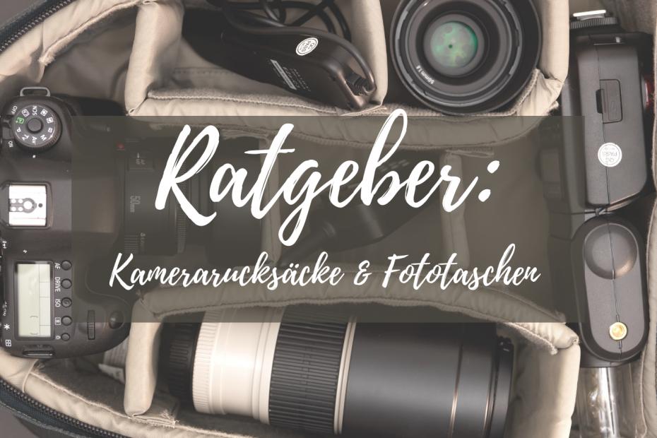 Kamerarucksack Ratgeber