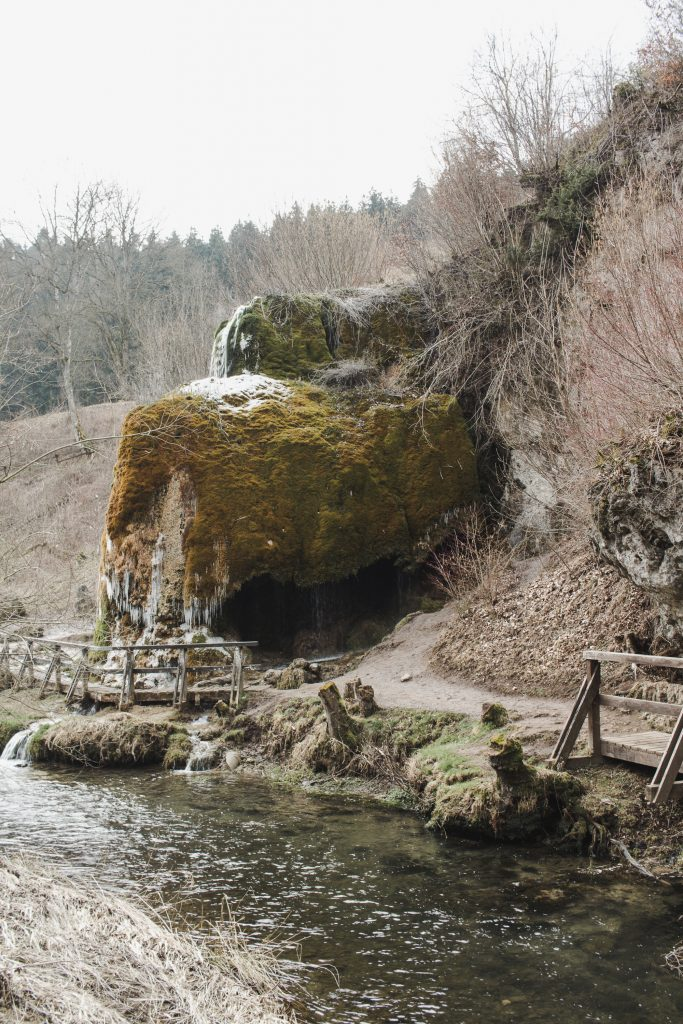 Dreimühlen Wasserfall Eifel