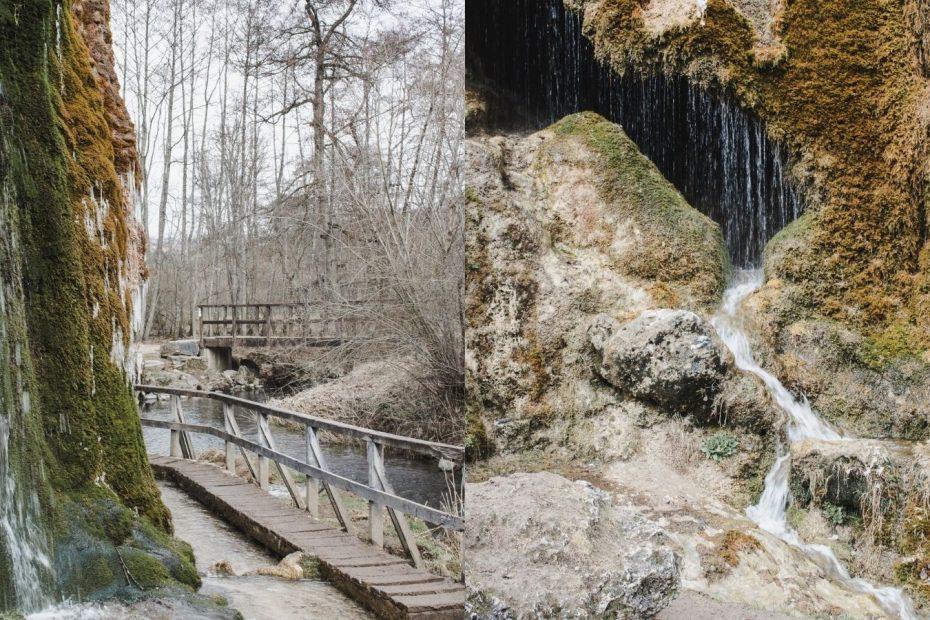 Dreimühlen Wasserfall Eifel Tipps