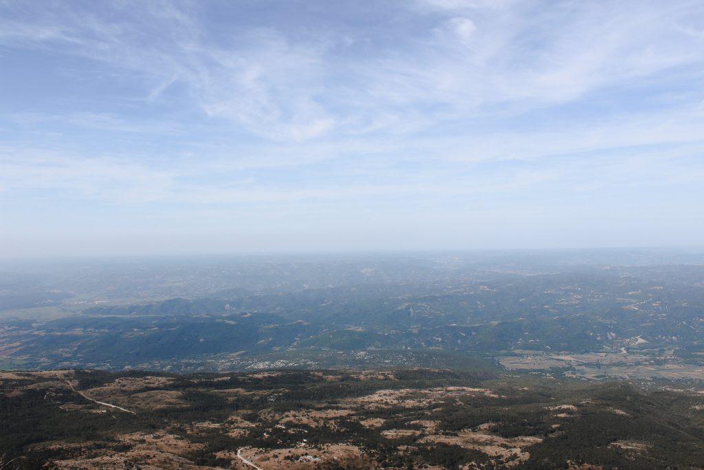 Ucka Gebirge ist eine der besten Sehenswürdigkeiten in Istrien