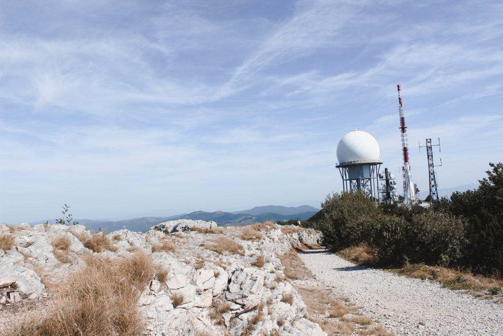 Istrien Sehenswürdigkeit: nicht weit entfernt befindet sich der Ucka Naturpark